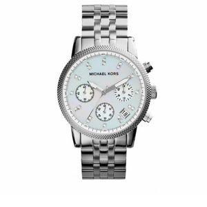 Michael Kors Ritz Silver Tone Watch MK5020